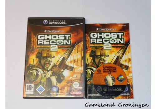 Tom Clancy's Ghost Recon 2 (Complete, EUR)