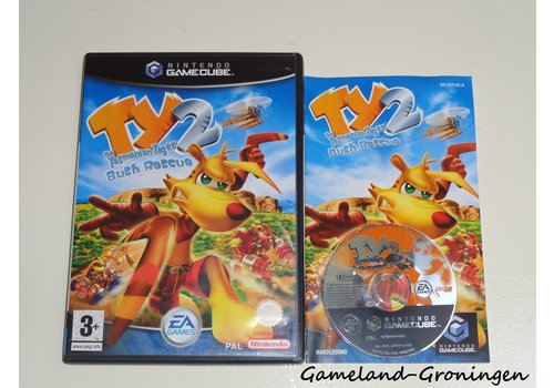 Ty The Tasmanian Tiger 2 Bush Rescue (Complete, HOL)