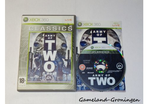 Army of Two (Complete, Classics)
