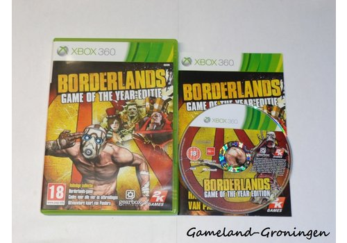 Borderlands GOTY (Complete)