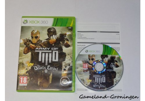 Army of Two The Devil's Cartel (Compleet)