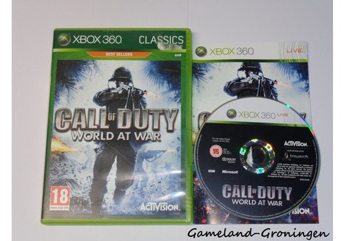 Call of Duty World at War (Complete, Classics)