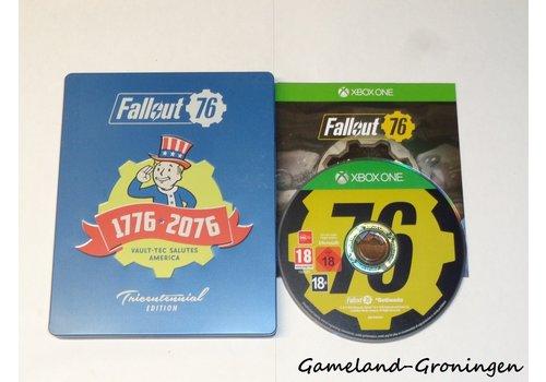 Fallout 76 Steelbook (Compleet)