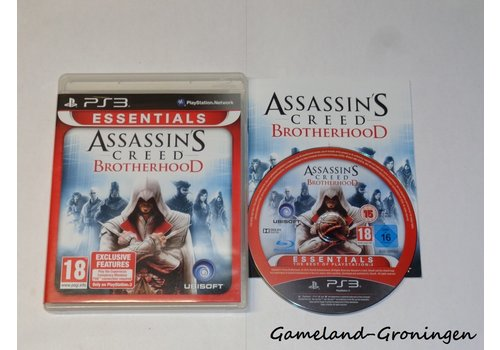 Assassin's Creed Brotherhood (Complete, Essentials)