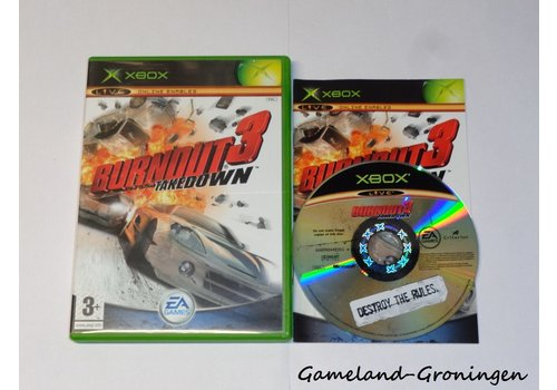 Burnout 3 Takedown (Complete)