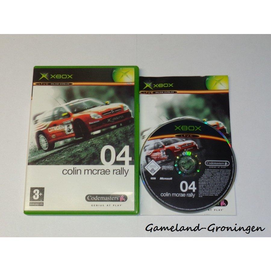 Colin McRae Rally 04 (Compleet)