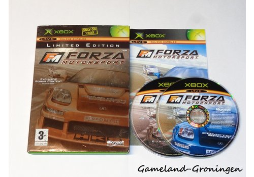 Forza Motorsport Limited Edition (Complete)