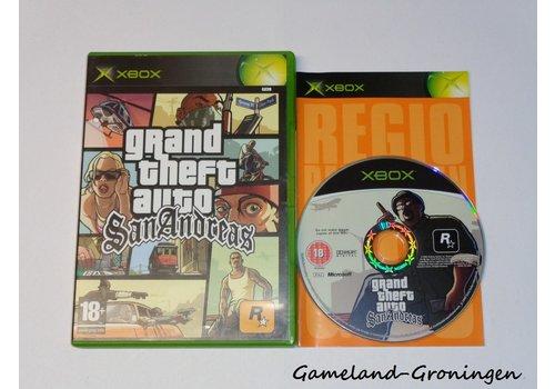 Grand Theft Auto San Andreas (GTA) (Complete)