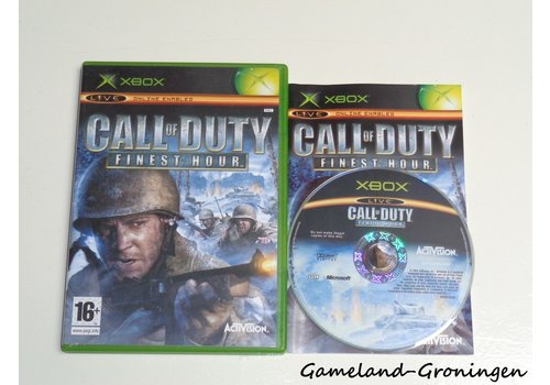 Call of Duty Finest Hour (Compleet)