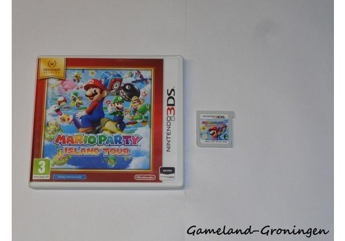 Mario Party Island Tour (Complete, Nintendo Selects)