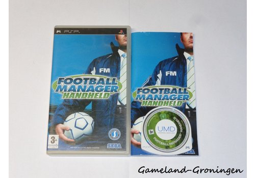 Football Manager Handheld (Complete)
