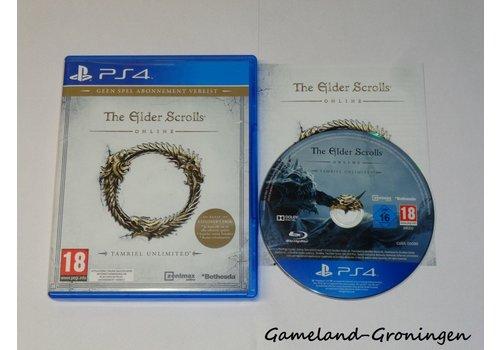 The Elder Scrolls Online Tamriel Unlimited (Compleet)