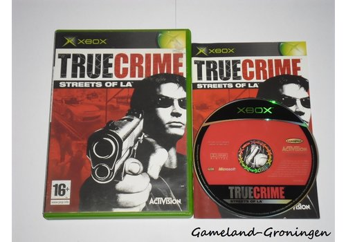 True Crime Streets of L.A. (Compleet)