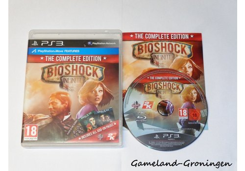 Bioshock Infinite The Complete Edition (Compleet)
