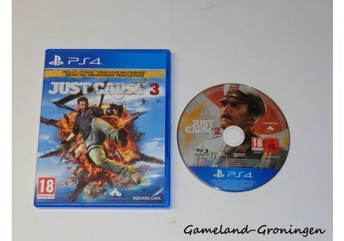 Just Cause 3 (Complete)