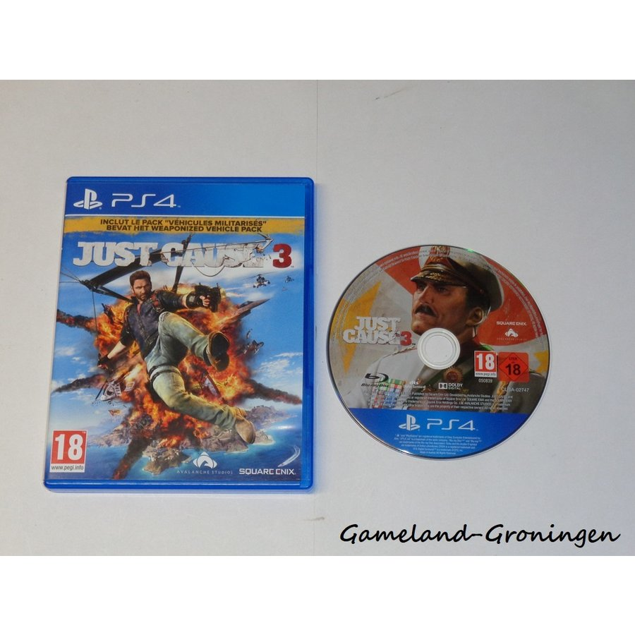 Just Cause 3 (Compleet)