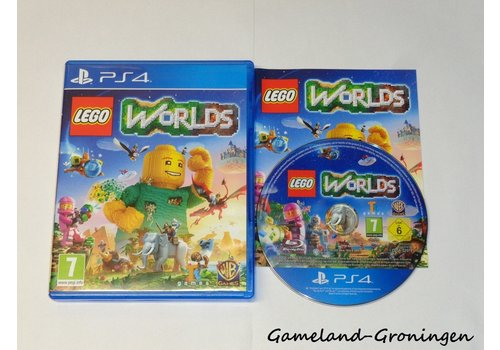 Lego Worlds (Complete)