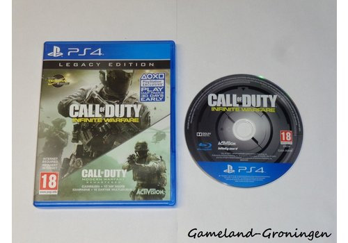 Call of Duty Infinite Warfare Legacy Edition (Compleet)