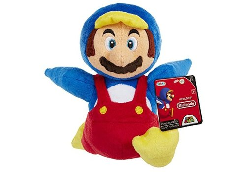 Super Mario - Mario Penguin Plush Toy 30 cm