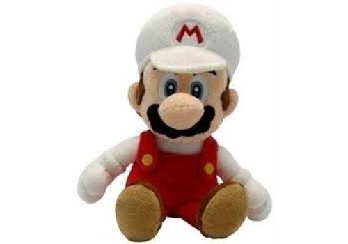 Super Mario - Mario Fire Plush Toy 30 cm