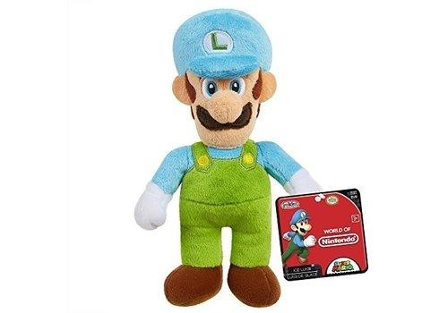 Super Mario - Luigi Ice Plush 30 cm