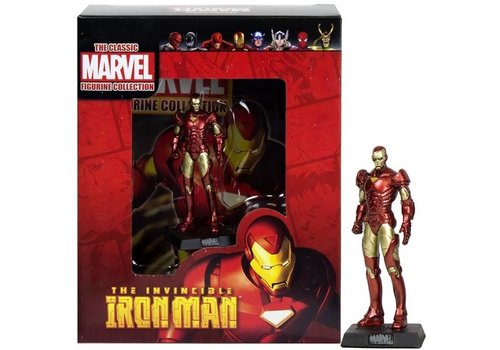 Marvel Figurine Collection - The Invincible Iron Man Figure 9 cm
