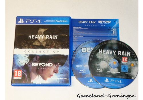 The Heavy Rain & Beyond Two Souls Collection (Complete)