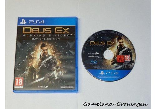 Deus Ex Mankind Divided (Compleet)