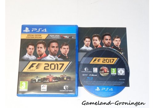 F1 2017 Special Edition (Compleet)