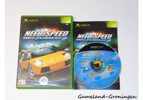 Need for Speed Hot Pursuit 2 (Complete)