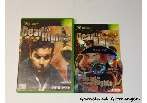 Dead to Rights (Compleet)