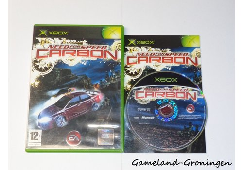 Need for Speed Carbon (Complete)