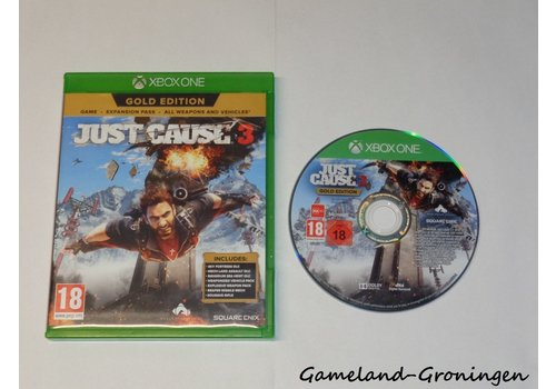 Just Cause 3 Gold Edition (Compleet)