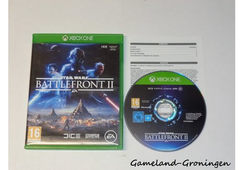 Star Wars Battlefront II (Complete)