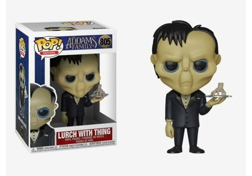 The Addams Family POP! - Lurch with Thing