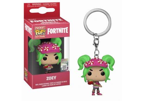 Fortnite Pocket POP Keychain - Zoey