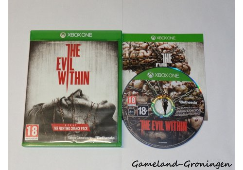 The Evil Within (Compleet)