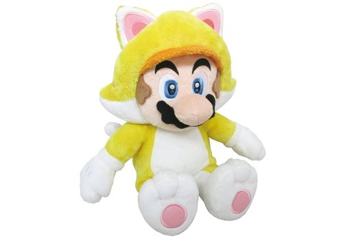 Super Mario - Mario Cat Plush 30 cm