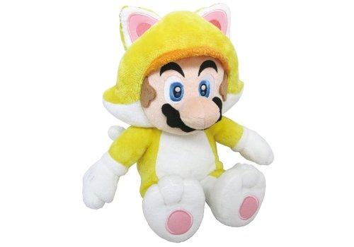 Super Mario - Mario Cat Plush Toy 30 cm