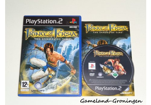 Prince of Persia The Sands of Time (Complete)