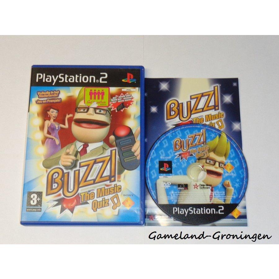 Buzz! The Music Quiz (Compleet)