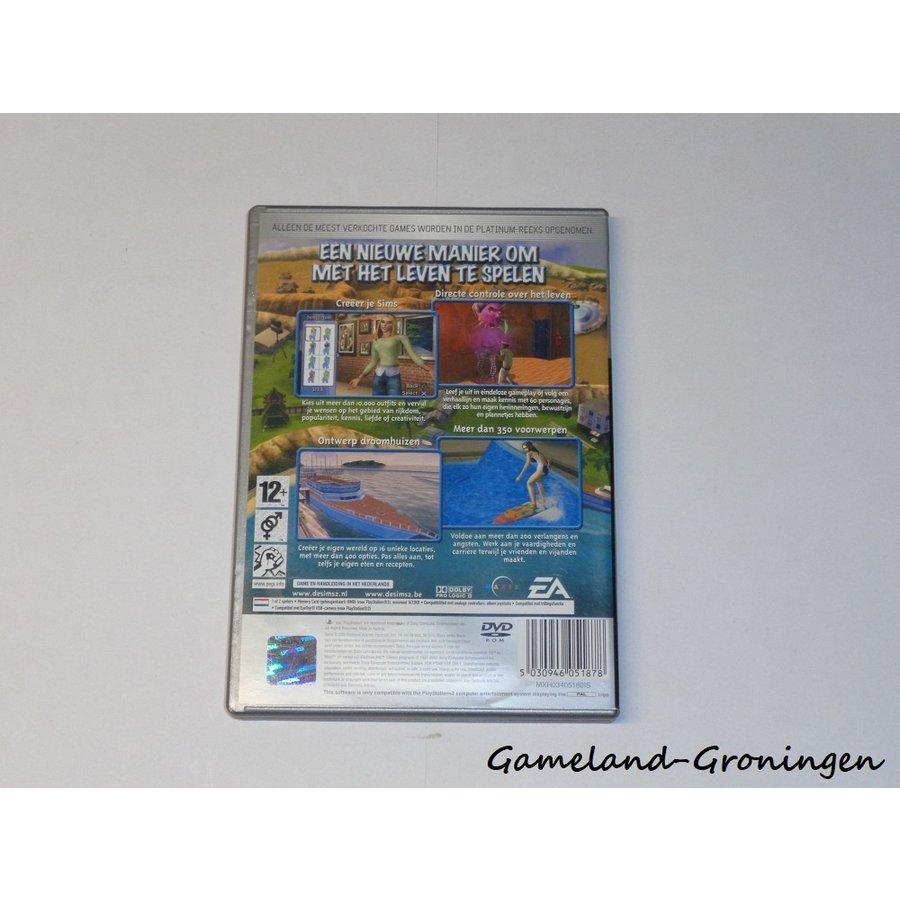 De Sims 2 (Compleet, Platinum)