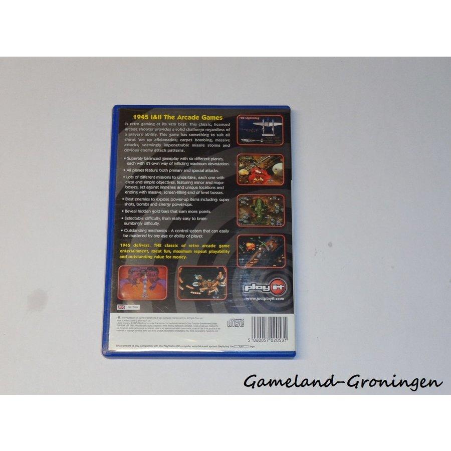 1945 I&II The Arcade Games (Compleet)