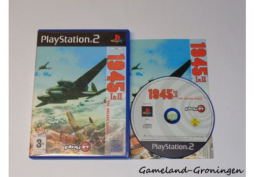 1945 I&II The Arcade Games (Compleet)