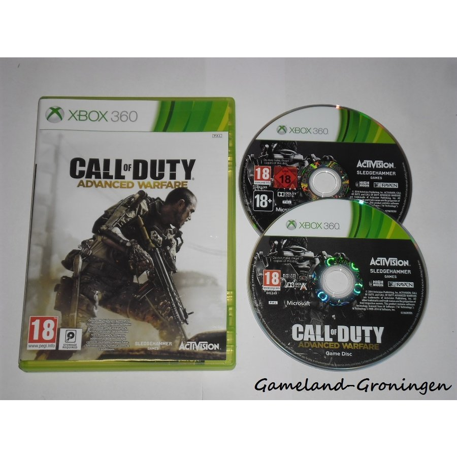 Call of Duty Advanced Warfare (Compleet)