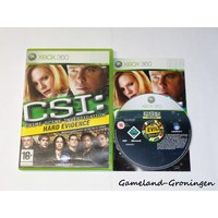 CSI Hard Evidence (Compleet)