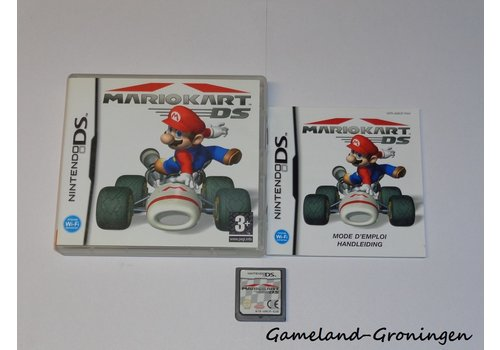 Mario Kart DS (Compleet, FAH)