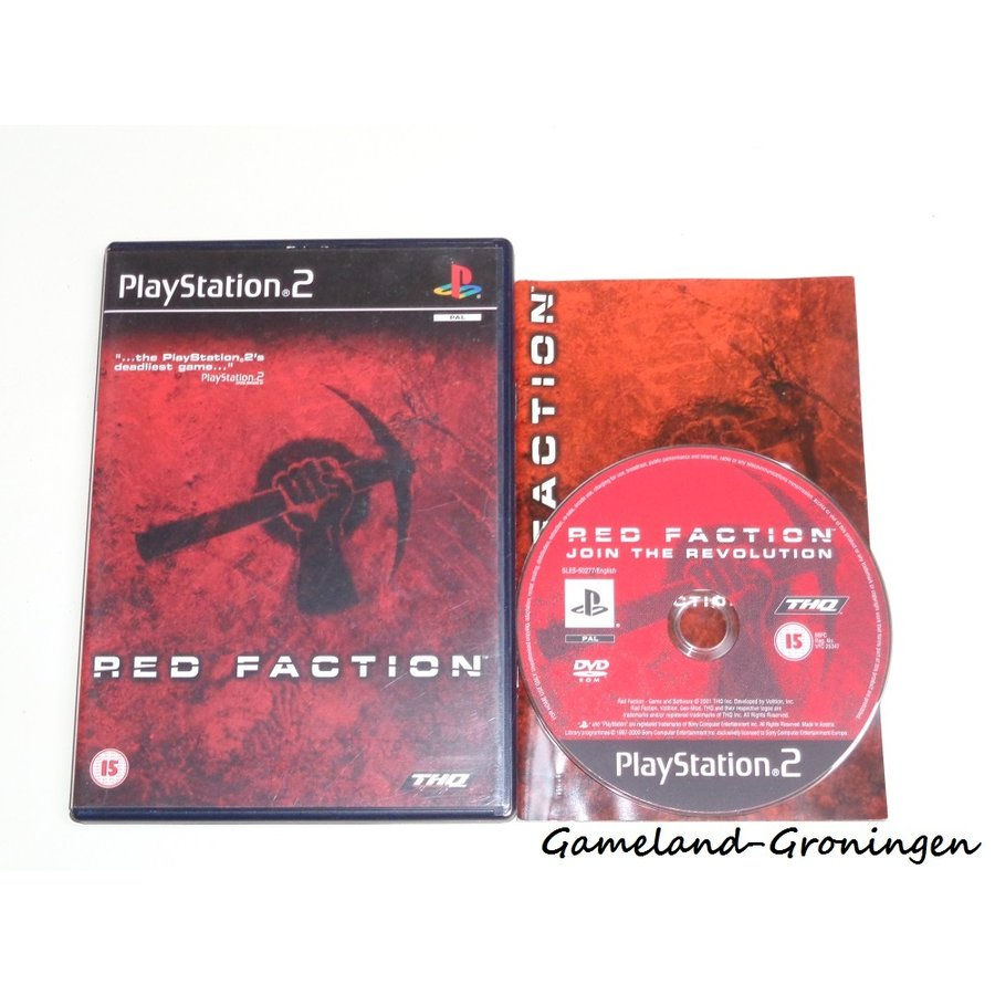 Red Faction (Compleet)