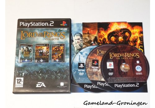 The Lord of the Rings Collectie (Complete)