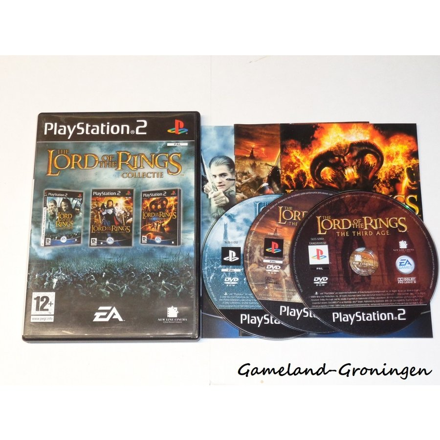 The Lord of the Rings Collectie (Compleet)